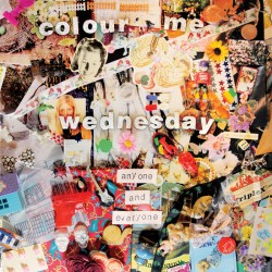 Colour me Wednesday - Any one and everyone 7 inch