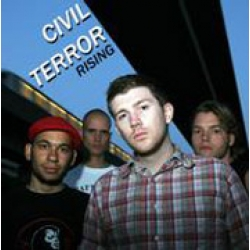 Civil Terror - Rising 7 inch