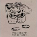 The Creeps/ The No Marks - split 7 inch