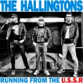 The Hallingtons - Running from the U.S.S.R. 7 inch