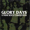 "VA - Glory Days ""a punk rock compilation"" 7 inch"