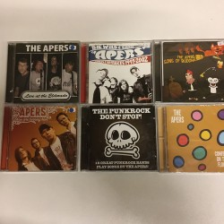 The Apers CD Bundle No. 2 (6x CD)