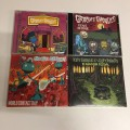 Groovie Ghoulies CD Bundle (4x CD)