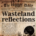 Homer - Wasteland Reflections CD