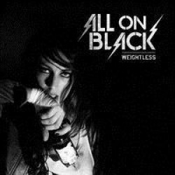 All On Black - Weightless CD