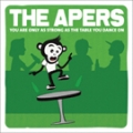 The Apers - You are only as strong as the table you dance on CD