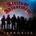 Attitude Adjustment – Terrorize LP (damaged sleeve)