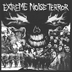 Extreme Noise Terror – Extreme Noise Terror LP (Damaged sleeve)