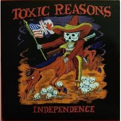Toxic Reasons – Independence LP (Damaged sleeve)