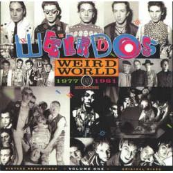 The Weirdos – Weird World - Volume One 1977-1981 LP (Damaged Sleeve)