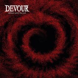 Devour – Defiant Until The End LP