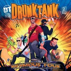 Drunktank – Return Of The Infamous Four LP