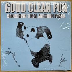 Good Clean Fun – Crouching Tiger, Moshing Panda LP