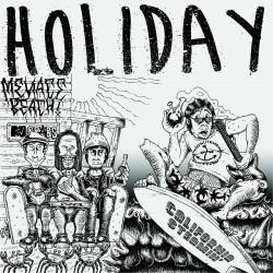 Holiday - California Steamin' LP