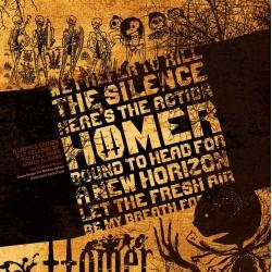 Homer - limited 3 LP