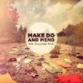Make do and mend - End measured mile LP Limited Red/ Gold mixed vinyl/ 100