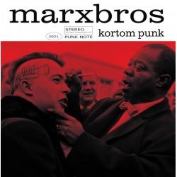 Marxbros & Travølta - Split LP