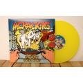 McRackins – It Ain't Over Easy LP