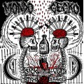 Mondo Gecko ‎– Sick, Twisted, Psycho, Deranged LP