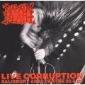 Napalm Death - Live Corruption LP