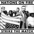 Nations On Fire - Strike the Match LP
