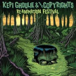 Kepi Ghoulie & The Copyrights - Re-Animation Festival CD