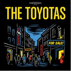 The Toyotas - For Sale 10 inch