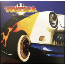 Venerea ‎– Both Ends Burning LP