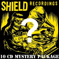 10 CD MYSTERY PACKAGE