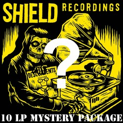 10 LP MYSTERY PACKAGE