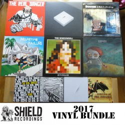Shield Recordings 2017 Vinyl Bundle