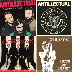 Antillectual - Covers EP 7 inch