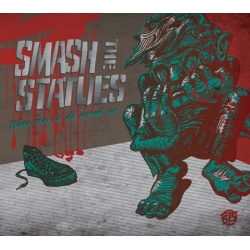 Smash the Statues - When fear is all around us LP