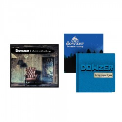 Dowzer - So Much For Silver Linings CD + Bummercamp CD and Facing Paper Tigers MCD bundle