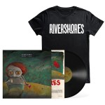 Rivershores - Dizzy Lows LP + T-Shirt Bundle (Pre-Order)