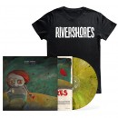 Rivershores - Dizzy Lows LP + T-Shirt Bundle