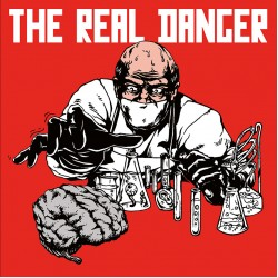 The Real Danger - Self Titled LP (2017 pressing)