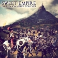 Sweet Empire - This season needs torches LP Limited First press Blue/ White mixed/ 100