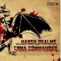 Harsh Realms / Coma Commander - split 7 inch