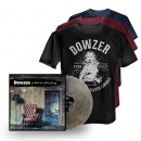 Dowzer - So Much For Silver Linings LP + T-Shirt bundle (Pre-order)