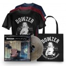 Dowzer - So Much For Silver Linings LP + T-Shirt & Tote Bag bundle (Pre-order)