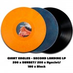 Giant Eagles - Second Landing LP (Pre-Order)