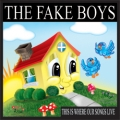 The Fake Boys - This is where our songs live CD