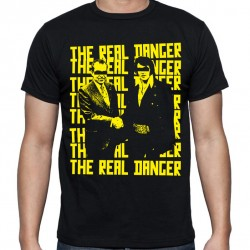 The Real Danger - Elvis meets Nixon T-Shirt