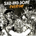 Said and Done - Everyday CD