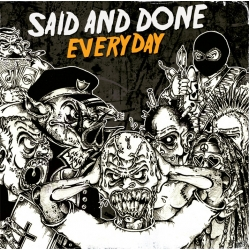 Said and Done - Everyday LP