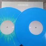 This Routine Is Hell - Howl LP - 2nd press Blue splatter/ 100