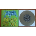 Dead to Me - Wait for it 7 inch Limited Gold Vinyl