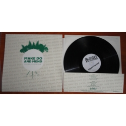 Make do and mend - End measured mile LP TESTPRESS