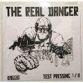 The Real Danger - Self Titled LP - TEST PRESS(2017 pressing)